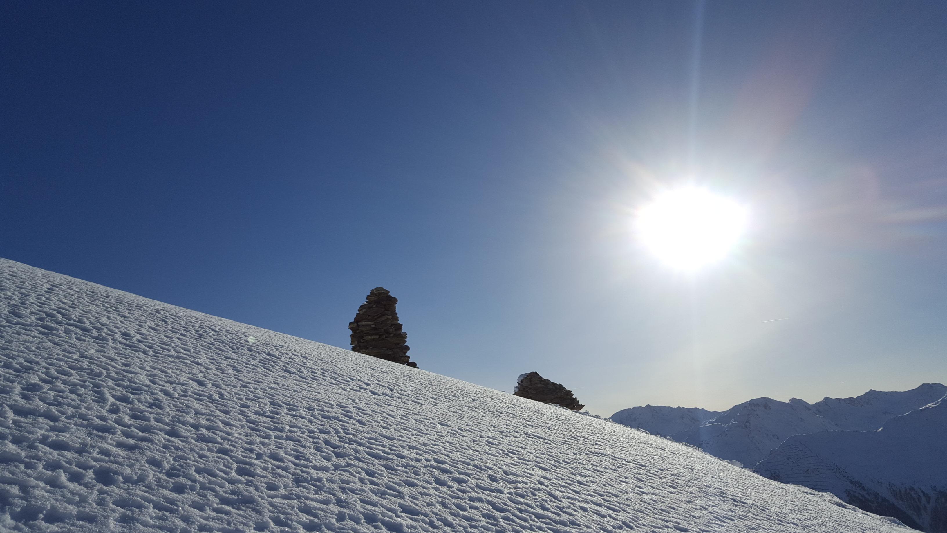 Sneeuw Kappl